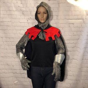 Handmade Knight's Costume Halloween Ren Faire